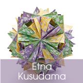 Etna Kusudama