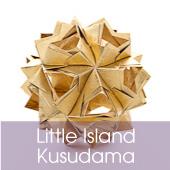 Little Island Kusudama