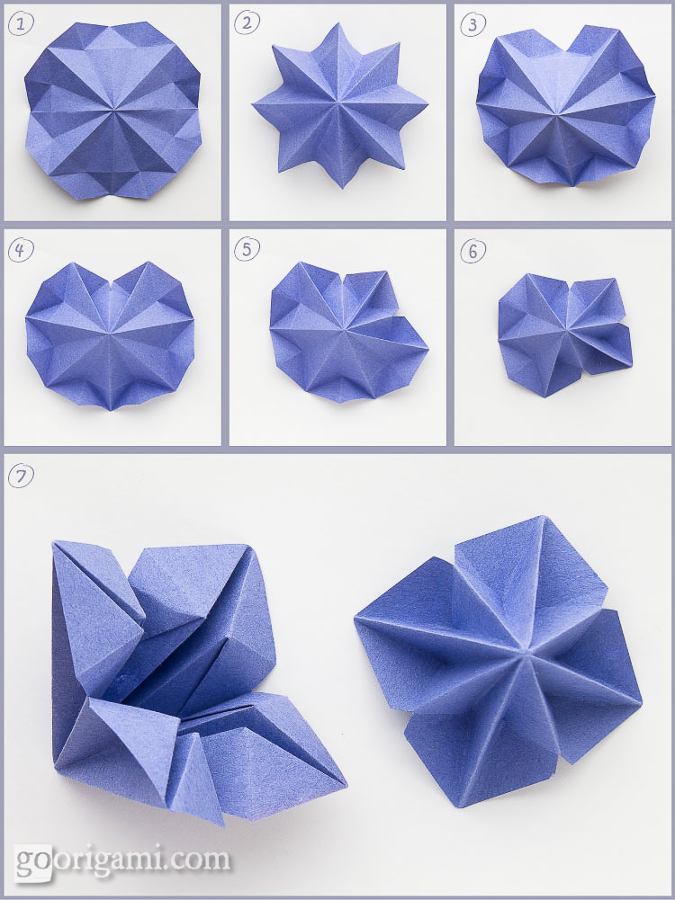Origami Christmas Tree By Francesco Guarnieri Go Origami