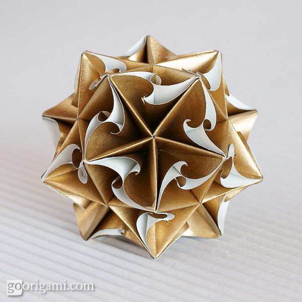 Unit Origami Fantasy By Tomoko Fuse  U2014 Book