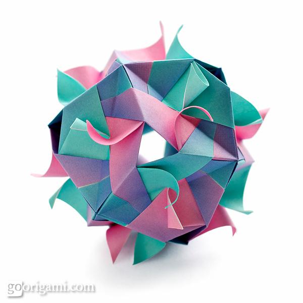 Kusudama OrigamiOrigami Kusudama