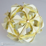Arabesque Kusudama