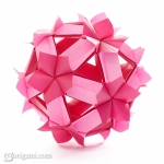 Pretty Ball Kusudama
