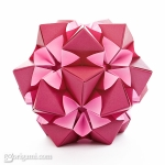 Star Flower Kusudama