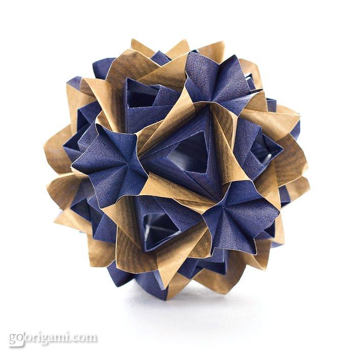 glue goorigami.com/images/modular no kusudama  origami/Hortensia  origami 20kusudama