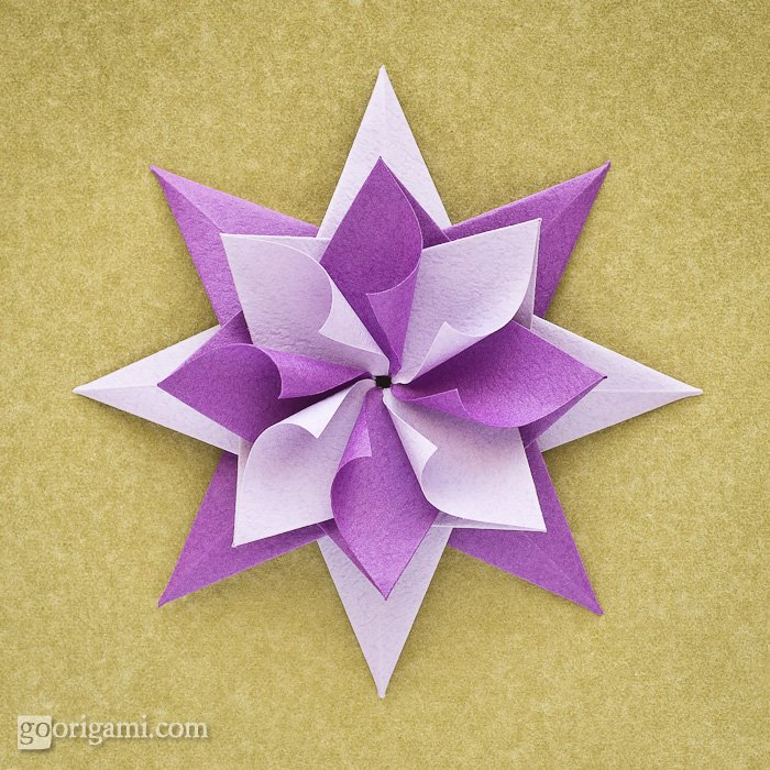 Paper Star Tutorial Round-up! | The Paper Place Blog