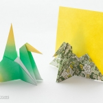 Origami Place Card Holder
