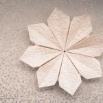 Origami Flower - Flor de Maria