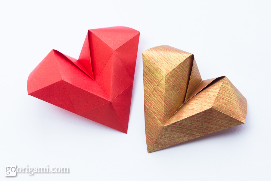List Of Synonyms And Antonyms Of The Word Heart Origami