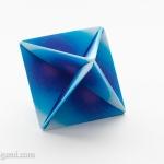 Origami Octahedron