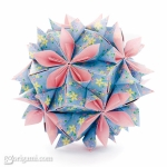 Mermaid Kusudama