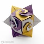 Turban Shell Cube