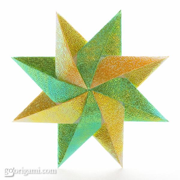 Origami Stars For Christmas Go Origami - amcordesign.us
