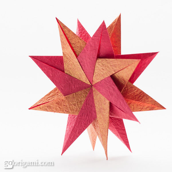 Origami Stars, Rings and Wreaths | Go Origami