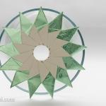 Devil's Dozen Origami Star