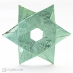 6-Pointed Origami Star
