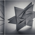 Origami Star on Steroids