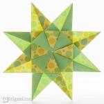 Modular Origami Star