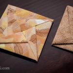Origami Coaster