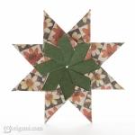 Origami Star Corona Grande