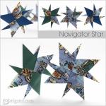 Navigator Origami Star