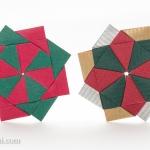 Skyfall Origami Star