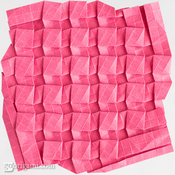 Origami Tessellations, Corrugations and Fractals | Go Origami