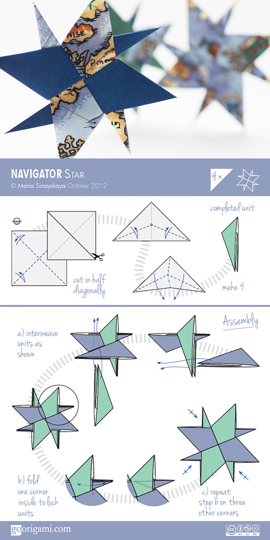 How To Make Origami Paper Triangles
