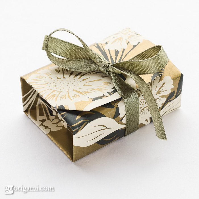 Origami Box, BoxInABox