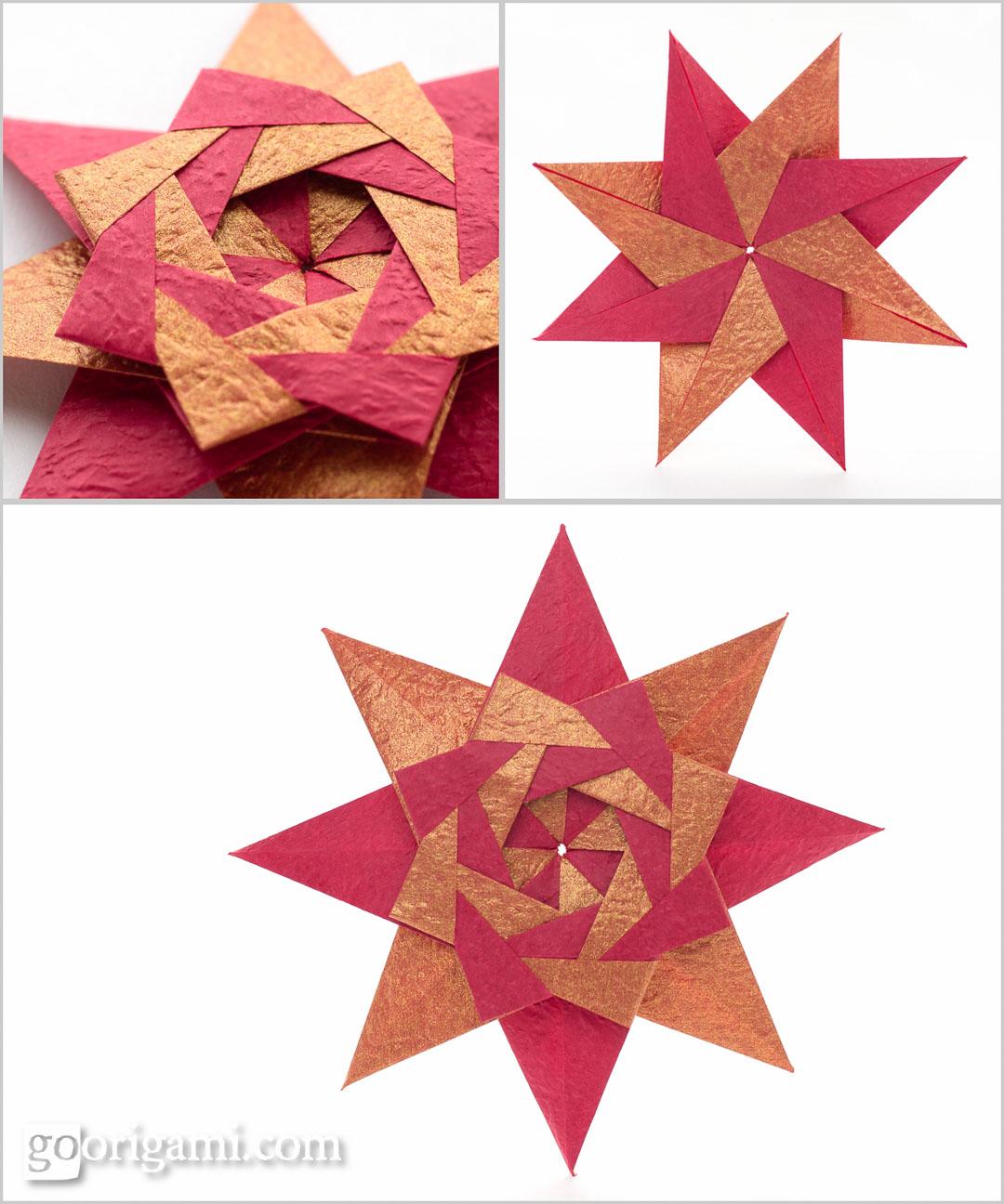 Braided Corona Star By Maria Sinayskaya Instructions