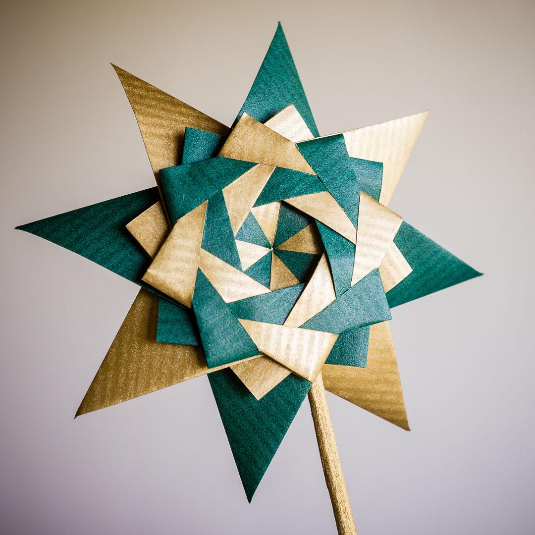 Braided Corona Star by Maria Sinayskaya — Instructions ... - photo#17