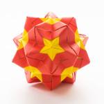 Star Sonobe - Modular Origami Ball