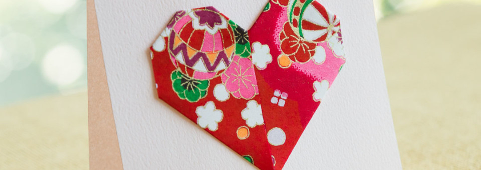 Five Easy Origami Hearts for Valentine's Day