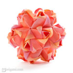 Little Roses Kusudama