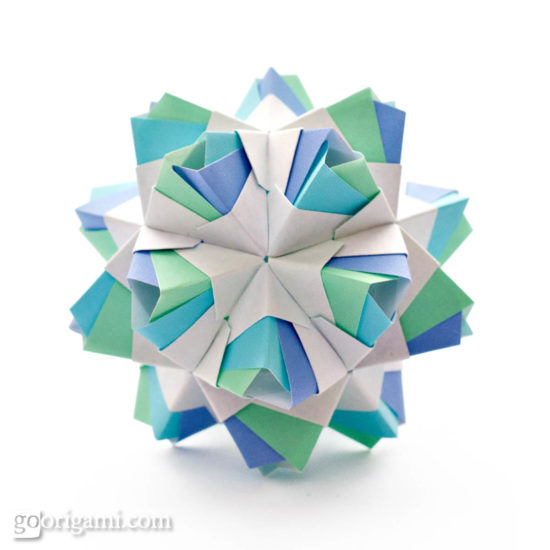 little unit modular go origami