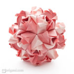 Astonishing Little Roses Kusudama By Maria Sinayskaya Diagram Go Origami Wiring Digital Resources Anistprontobusorg