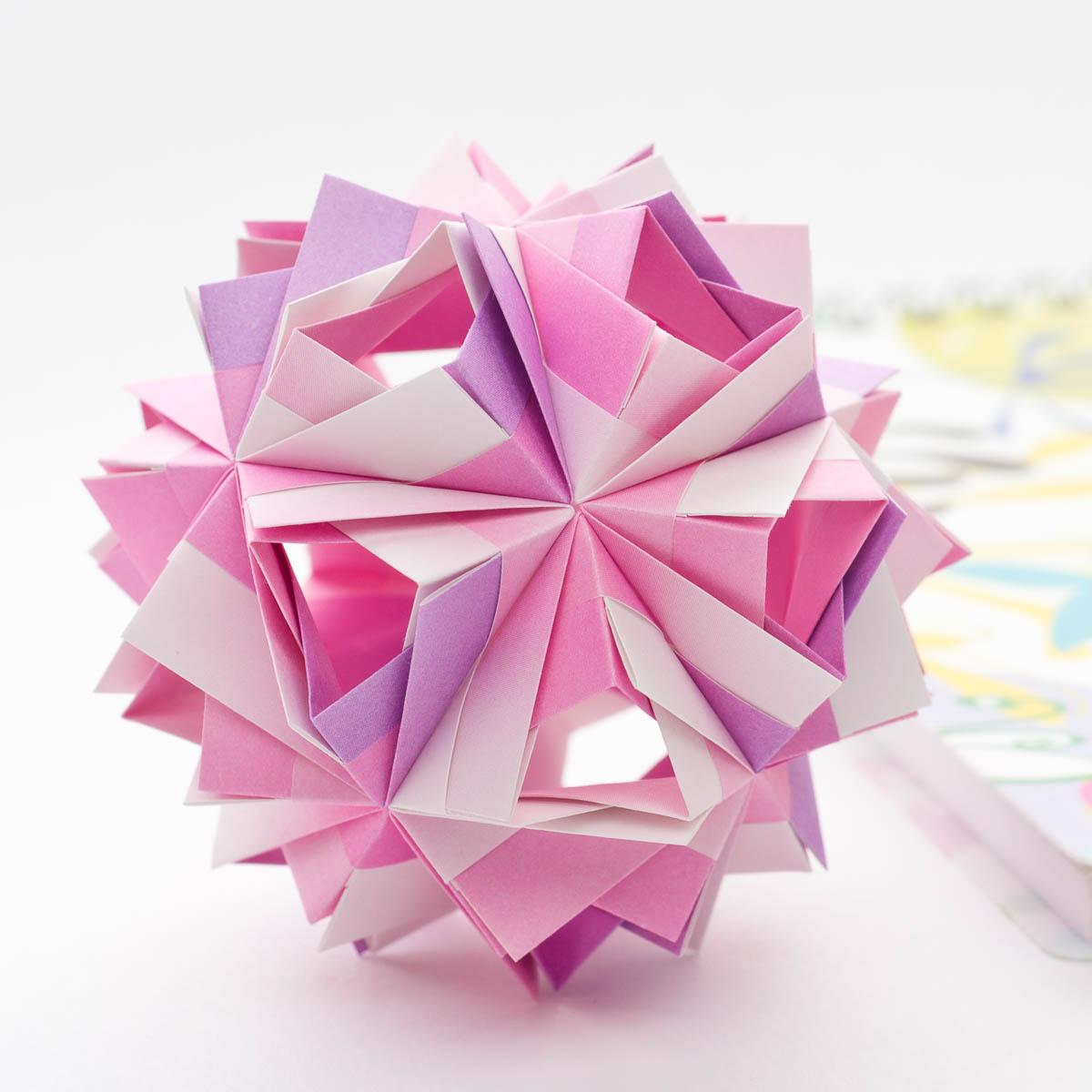 origami kusudama star wwwimgkidcom the image kid has it