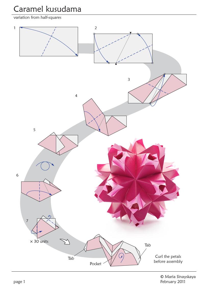 Caramel_Kusudama_Diagram_page1