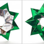 Robin Origami Star
