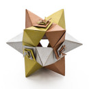 Star Shaped Polyhedron