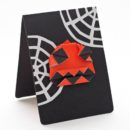 Crazy Jack – Halloween Origami Card