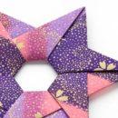 Hexa Origami Star
